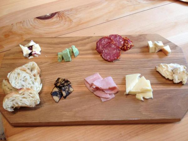 So I can make more ridiculous cheese boards because I'm a total effing glutton
